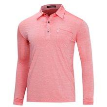 [파파브로]남성 국산 스트라이프 카라 티셔츠 LM-A9-522-레드