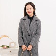 마담4060 엄마옷 예쁘니까헤링본코트-ZCO912017-