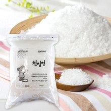 [팜솔] 신안섬보배 신안천일염 10kg(가는소금)