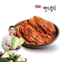 [식품명인 유정임의 명인김치] 포기김치 10kg
