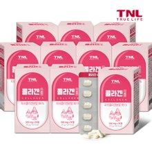 트루앤라이프 탱글탱글한 콜라겐 타블렛 30정 x 10개 (총10개월분)