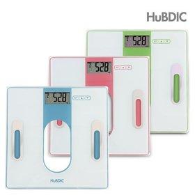 휴비딕 6 IN 1 컬러 체지방 체중계 HBF-100