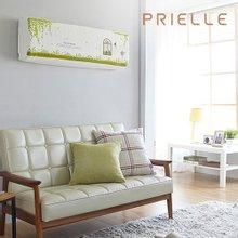 [쁘리엘르]특허받은 휴가든 스판 벽걸이 에어컨커버