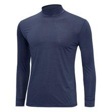 [파파브로]남성 국산 아웃도어 골프 스판 티셔츠 DW-HN9-네이비