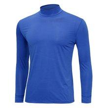 [파파브로]남성 국산 아웃도어 골프 스판 티셔츠 DW-HN9-블루