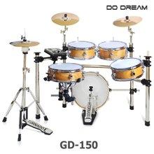 두드림 전자드럼GD-150set(Drum/입문/연습/가정용/앰프)