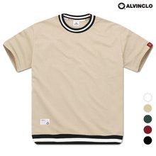 [앨빈클로]AST-3513 어텐션 반팔 티셔츠