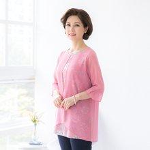 마담4060 엄마옷 햇살이좋아블라우스 QBL905014