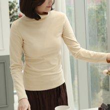 [웬디즈갤러리]톡톡한 터틀넥 티셔츠 TTS012