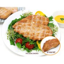황칠 닭가슴살 훈제 200g x 20팩(소스 40g x 5개 포함)