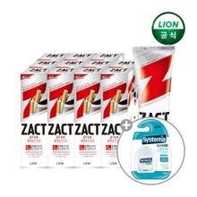 [작트] 작트(ZACT) 미백 치약 X 12개+치실1개 사은품증정