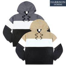 [해리슨] 2015-3색 후드 티셔츠 TOS1194