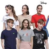[디즈니]19SS 아플리케 반팔 티셔츠 6종(유니섹스)