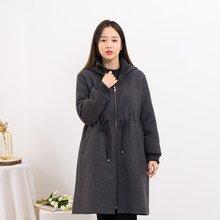 마담4060 엄마옷 시보리후드코트-ZCO912004-