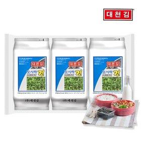 [대천김] 도시락김 48봉