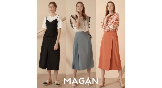 [MAGAN] 20SS 썸머 플레어 팬츠 3종 세트