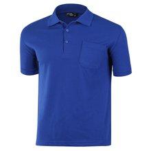 [파파브로]남성 국산 여름 반팔 카라 티셔츠 LM-H9-YL-블루