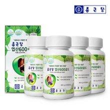 [종근당] 엽산 600골드(레몬추출엽산) -4병(12개월분)