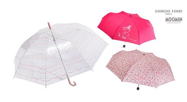 [무민/레노마] 여름필수템! 자외선차단 우산/양산 6종 택1