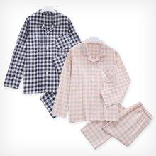 모스트순면 커플잠옷/면잠옷/파자마/잠옷세트