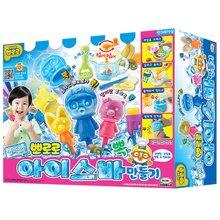 [미미월드] 엄마랑 뽀로로 아이스바 만들기
