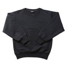 [발렌시아가 키즈] 로고 558145 TDV29 1055 키즈 긴팔 기모 맨투맨 티셔츠