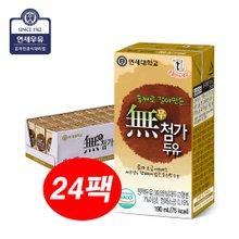 [연세두유] 무첨가 두유 190mlX24팩