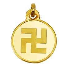 [골드모아]순금 목걸이 3.75g 24k [ 만자 ]