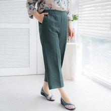 마담4060 엄마옷 와이드마팬츠-ZPN005048-