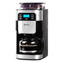 [위즈웰] WS4266 블랙라벨 그라인드앤드립/커피머신/커피메이커