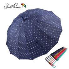 아놀드파마 미니도트 자동 장우산 백화점우산