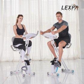 [렉스파]김종국과 함께하는 접이식 헬스자전거 YA-150