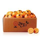 고당도 오렌지 4kg(25과)+4kg(25과)중소과 총8kg