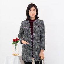 마담4060 엄마옷 클래식무드트위드자켓 ZJK910018