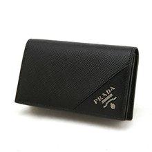 [프라다] 사피아노 2MC122 QME F0002 남자 명함/카드지갑