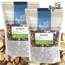 [토종마을]베트남산 연자육(연꽃씨속씨)600g X 2개(1200g)