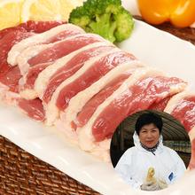 [산지장터] 전라남도 나주 임기순님의 오리 생육 슬라이스 1kg