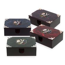 [박씨상방]자개한지 명함(학팔각)/나전칠기/전통공예품/외국인선물