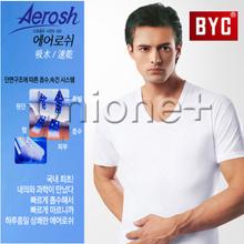 [BYC] 남성 기능성에어로쉬(흡수속건) 반팔 런닝(A1115) 10매