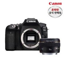 캐논 EOS 90D BODY + EF 50mm F1.4 USM