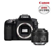 캐논 EOS 90D BODY + EF-S 35mm F2.8 Macro IS STM