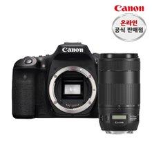 캐논 EOS 90D BODY + EF 70-300mm F4-5.6 IS II USM