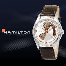 해밀턴(HAMILTON) 남성가죽시계 (H32565555)