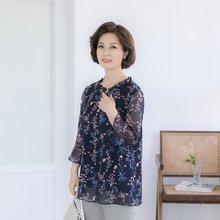 마담4060 엄마옷 꽃다발프릴블라우스 QBL905053
