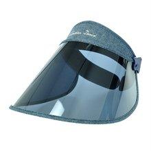 [플릭앤플록]GCX24.여성 자외선차단 필름 썬캡 챙모자