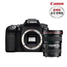 캐논 EOS 90D BODY + EF 17-40mm F4 L USM