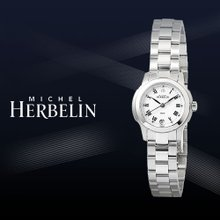 미쉘에블랑(MICHEL HERBELIN) 여성시계 (12839/B01/본사정품)