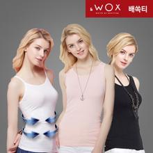 [WOX] 배쏙티 여성 데일리 3종세트