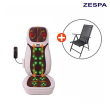 바디롤링업 안마기 안락의자 세트 ZP854CH (방석롤링/안마기/목높이조절/전신마사지)