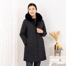 마담4060 엄마옷 포근베이직털점퍼 ZJP912014